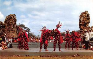 Panama Old Vintage Antique Post Card Folklore Presentation of Dirty Devils Ol...