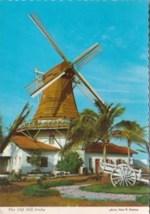Netherlands Antilles Aruba The Old Mill Olde Molen