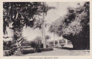 Botanical Gardens , MONTSERRAT , B.W.I. , 20-30s