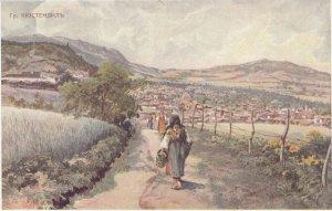 Walking peasant , ? , Balkans , 00-10s