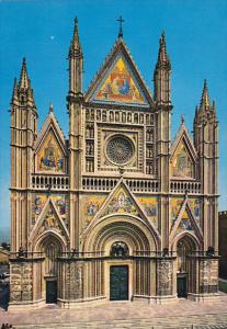 Italy Terni Orvieto Il Duomo