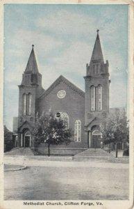 CLIFTON FORGE , Virginia , 1918 ; Methodist Church