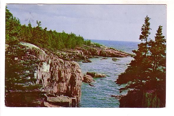 Schoodic Point, Acadia National Park, Maine, Photo Paul A Knauf Jr, Nice Sals...