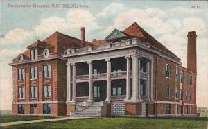 Iowa Waterloo Presbyterian Hospital 1911