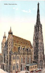 Wien Austria Stephankirche Wien Stephankirche