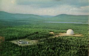 ME - Andover. Project Telstar Earth Station