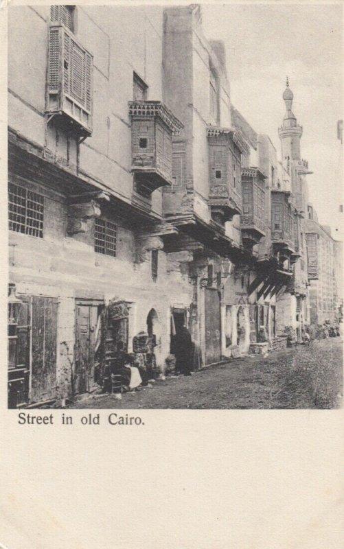 CAIRO , Egypt , 00-10s ; Street
