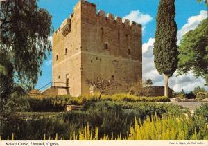 B96444 kolossi castle limassol cyprus