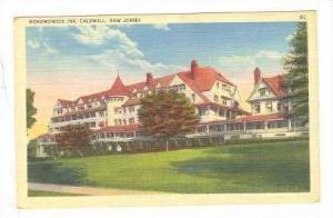 Monomonock Inn, Caldwell, New Jersey, 1930-40s