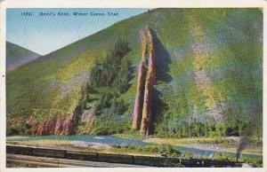 Devil's Slide, Weber Canon, Utah, 00-10s