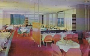 Delegates' Restaurant United Nations Headquarters New York City 1955