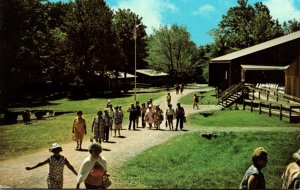 Pennsylvania Poyntelle Henry Kaufman Park Block and Hester Vacation Centers 1981