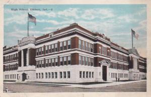 Indiana Elkhart High School 1925