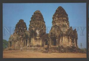 109136 THAILAND LOPBURI Three Pagodas Phra Prang Sam Yod Old