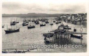 Gaspesian Fishing Fleet Barachois, PQ Canada Unused