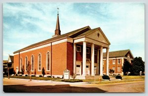 West Lafayette IN~University Presbyterian Church~Westminster Foundation~c1960