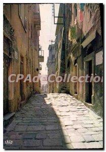 Postcard Modern Bonifacio Street Losque