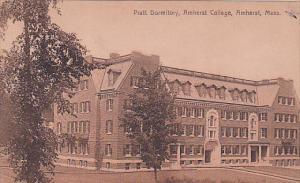 Exterior,  Pratt Dormitory,  Amherst College,  Amherst,  Massachusetts, 00-10s