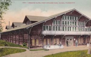 TACOMA , Washington, 00-10s ; Nereides Bates, Point Defiance Park