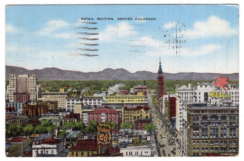 Denver, Colorado, Retail Section