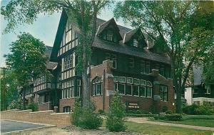 Grand Rapids Michigan~Furniture Museum~East Fulton Street~Lumberman Home~1960s