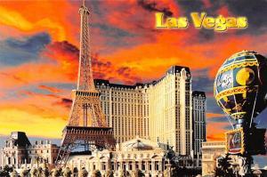 Paris - Las Vegas, Nevada