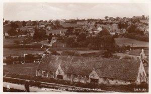RP: BRADFORD ON AVON , England , 1930s ; TUCK
