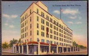 Fl Key West La Concha Hotel 1949
