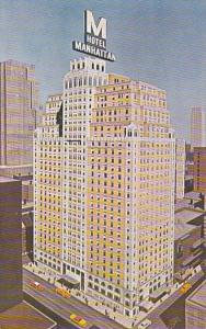 New York City Hotel Manhattan