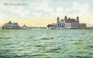 USA Ellis Island New York 03.82