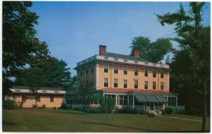 Wakefield, Rhode Island, Early View of Larchwood Inn & Restaurant