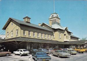 LeMarche-Centre, i'un des derneirs du Quebec, Saint-Hyacinthe La Jolie, Provi...