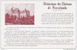 Historique Du Chateau De Pierrefonds, PIERREFONDS (Oise), France, 1900-1910s