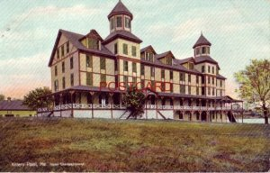 1909 KITTERY POINT, ME. HOTEL CHAMPERNOWNE