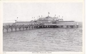 Pavilion on pier , PALACIOS , Texas , 00-10s