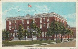 ELKINS , West Virginia, 1900-10s; Hotel Randolph