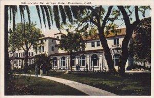 Vista Del Arroyo Hotel Pasadena California