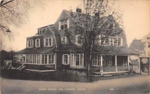 3022 ME Camden   Green Gables Inn Hotel Motel