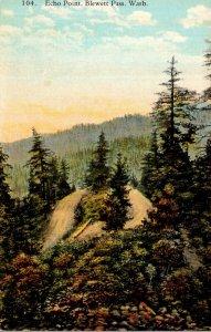 Washington Blewett Pass Echo Point