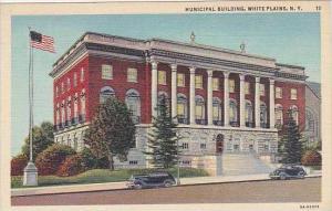 New York White Plains Municipal Building