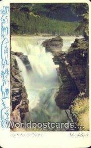 Athabasca Falls Canada Unused