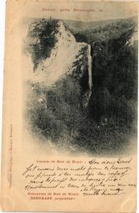 CPA BEURE pres BESANCON le ...Cascade du Bout du Monde (183005)