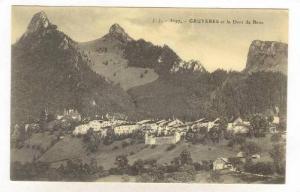 GRUYERES et la Dent de Broc, Switzerland, 00-10s