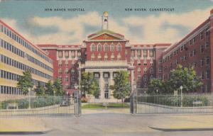 NEW HAVEN, Connecticut; Hospital, 30-40s
