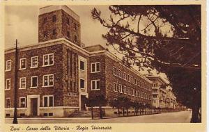 Corso Della Vittoria, Regia Universita, Bari (Puglia), Italy, 1900-1910s