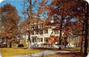 Historic Granger Homestead - Canandaigua, New York