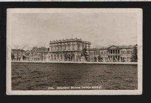 076955 TURKEY Constantinople Palace Dolma-Baughtche photo PC