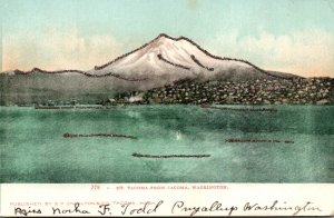 Washington Tacoma Mount Tacoma