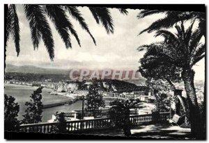 Postcard Old Nice Vue Prize Du Mont Boron