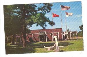 Exterior,Blockade Runner Museum,Carolina Beach,North Carolina,40-60s